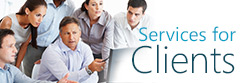 Services for Clients